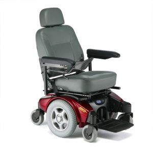 Red HD Power Chair