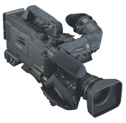 Video Camera With 1-Megapixel System