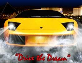 Logo for Dream Car Rentals in Las Vegas, NV