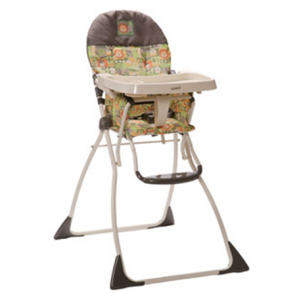 Highchair With Footrest
