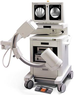 Diagnostic X-Ray Image Intensifier For Rent