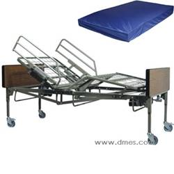 Semi-Electric Hospital Bed Rentals