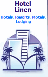 Hotel, Resort, and Motel Linens