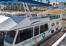 65ft Houseboat Rentals in Lake Havasu, Arizona