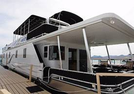 75ft Executive Houseboat for Rent in Lake Havasu