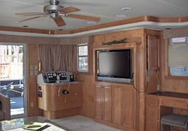 Internal Cabin 75ft Executive Houseboat for Rent in Lake Havasu, in Arizona