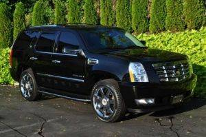 California Cadillac Escalade Hybrid Rental