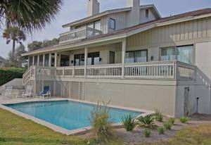 Hilton Head Island Vacation Rentals - 8 Iron Clad house for Rent - South Carolina Lodging