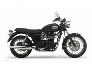 2006 Triumph Bonneville for Rental in NY