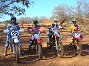 Dirt Bike Rentals At Durhamtown Plantation