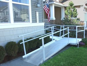 Modular Ramp To Fit Your Home