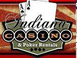 Indiana Casino & Poker Logo