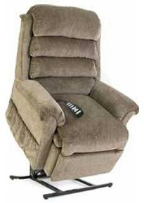 LL-670 Infinite Reclining Lift Chair By Pride