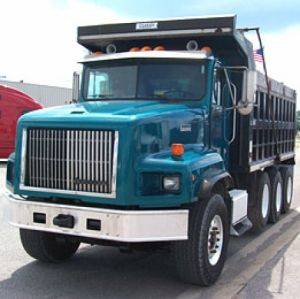 Waco Dump Truck Rental in TX