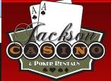Jackson Casino and Poker Rental Logo