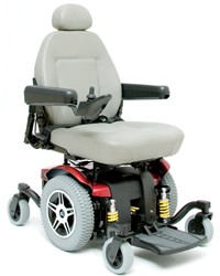 Stylish Pirde Powered Wheel Chair