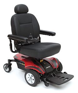 Power Chair With Armrest