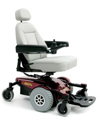 Power Wheel Chair with Hand Controls