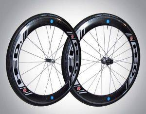 HED Jet 6 Clincher Cycling Race Wheel Rentals