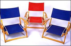 Junior Classic Beach Chairs For Rent