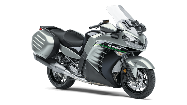 Find The Kawasaki 1400 Concourse Today In Santa Monica California