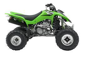 Kawasaki KFX 400 ATV Rentals in North Bend, Oregon