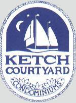 Ketch Courtyard Logo