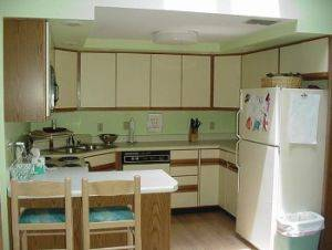Kitchen Woodson Bend 116 3 Condo Rental