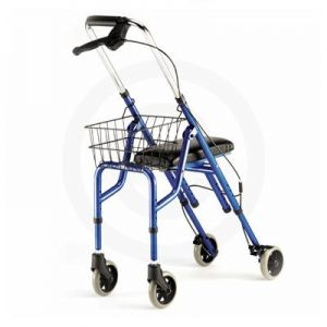 Invacare Knee Scooter With Hand Brakes
