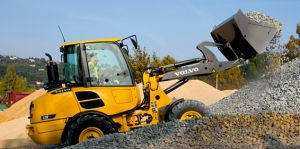 BlueLine Compact Wheel Loader Model L20F For Rent
