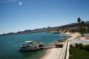 Lake Havasu Resort in Arizona
