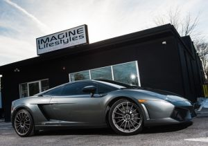 Where To Rent A Lamborghini Gallardo In Newark