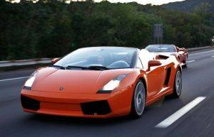 Delaware Exotic Car Rentals Lamborghini Gallardo Wilmington