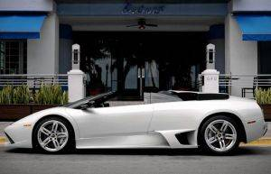 Pennsylvania Automobile Rental - Lamborghini Murciélago LP640 Roadster - Philadelphia Exotic Car Rentals