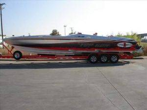 Rent a Chicago Cigar Speed Boat in IL