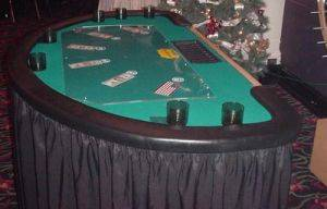 Toledo Casino Equipment - Let It Ride Games - Ohio Casino Party Planning
