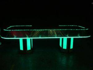 Fort Worth LED Lighted Craps Table For Rent