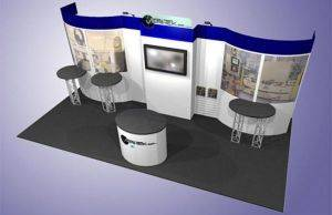 New York City Trade Show Display Rental