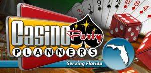Miami, FL Casino Themed Party Packages