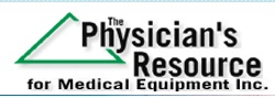Find Hospital Equipment Rentals at the Physician's Resource in Baltimore Maryland