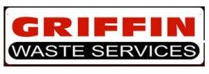 Logo for Griffin Waste Services