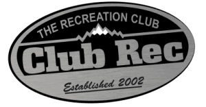 Logo for Club Rec in Salt Lake City, Utah