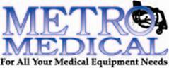 Logo For Metro Medical