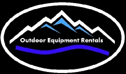 Outdoor Equipment Rentals Logo Of Idaho