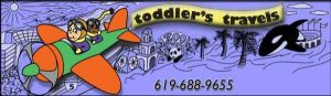 Logo For Toddler's Travels