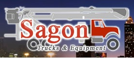 Logo For Sagon Trucks and Equipment