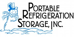 Logo For Portable Refrigeration Storage