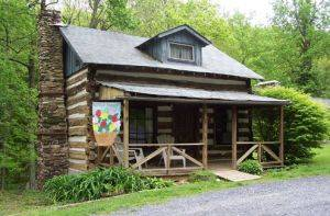 Blue Ridge Mountain Vacation Cabin For Rent
