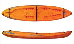 OBX Malibu 2 Kayaks for Rent
