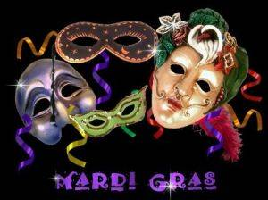 Mardi Gras Mask Theme Party for Rental in Ohio